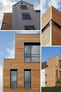 Moderner Anbau An Altbau : moderner anbau mit holzfassade trifft auf klassischen ~ Lizthompson.info Haus und Dekorationen