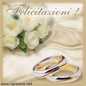 Formali Congratulazioni Di Matrimonio
