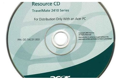 acer disc to disc recovery download