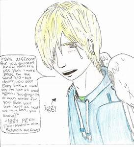Iggy Maximum Ride by itsgood2berandom on DeviantArt