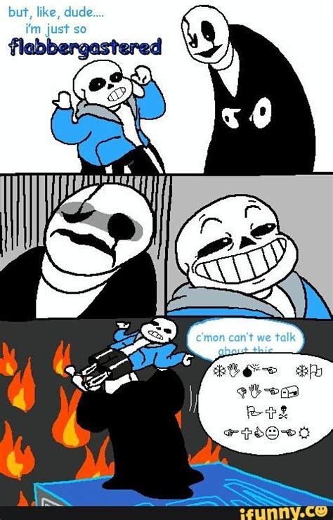 Sans Memes - meme undertale sans gaster badpuns undertoodle pinterest language the end and much