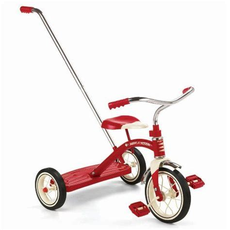Permalink to Radio Flyer Girl Tricycle