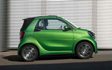 smart fortwo electric drive priced