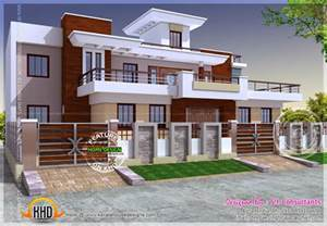 modern home house plans modern style india house plan kerala home design and floor plans