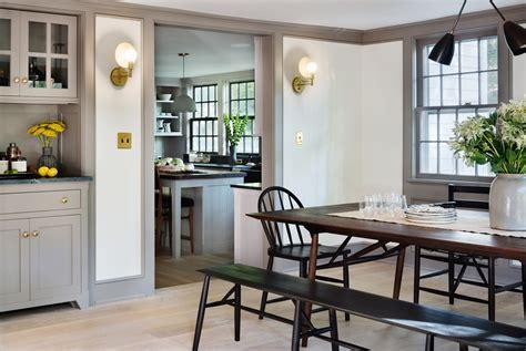 architect visit  renovated farmhouse  bedford