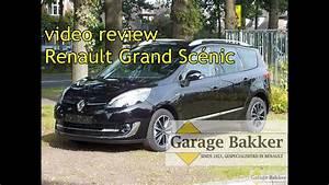 Video Review Renault Grand Sc U00e9nic Dci 110 Bose  2013  9