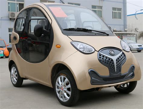 New Electric Cars For Sale by New Design Cheap China Manufacture 4 Seats Electric Car