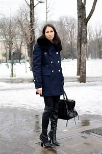 Couture (street) style: Melanie Huynh, stylist
