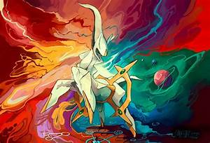 Pokémon Wallpapers Arceus - Wallpaper Cave
