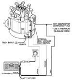 Chevy Ignition Coil Distributor Wiring Diagram Addition