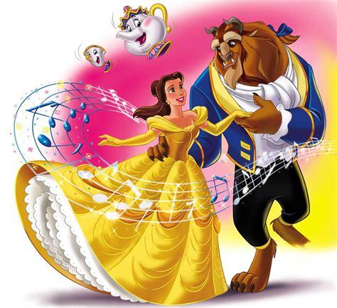 La E La Bestia Walt Disney 10 Disegni Da Colorare Walt Disney La E La Bestia