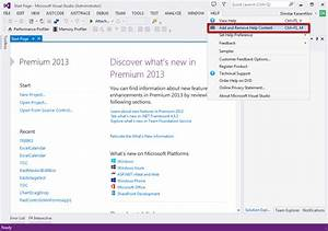 installing local documentation for ms help viewer help3 With microsoft help viewer