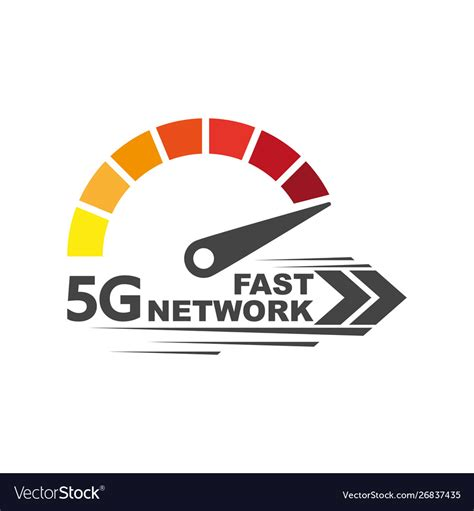 The best selection of royalty free e internet logo vector art, graphics and stock illustrations. Speed internet 5g abstract symbol speed 5g Vector Image