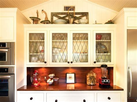 Small Kitchen Cabinets: Pictures, Ideas & Tips From HGTV