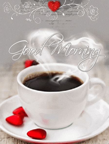 Download good morning gifs for whatsapp and facebook. Good Morning My Love Coffee Gif - MORNING WALLS