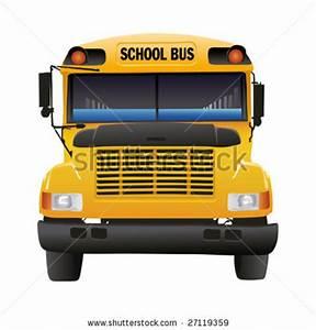 Yellow School Bus Clipart (79+)