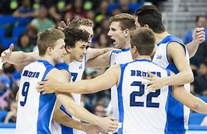 Men's volleyball advances to MPSF semifinal with win over ...