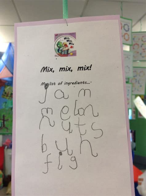 eyfs literacy helmshore primary school