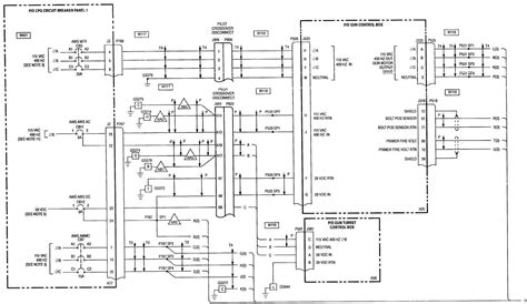 Weapon Wiring Diagram sheet 1 of 13 m50 232 1a
