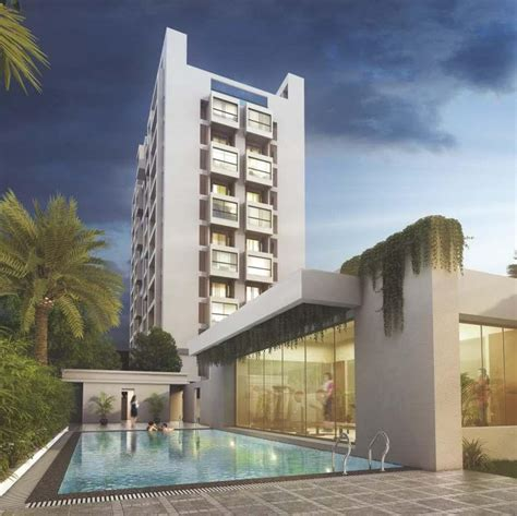 Years Experience Apostrophe by 1024 Sq Ft 3 Bhk 3t Apartment For Sale In Kasturi Housing