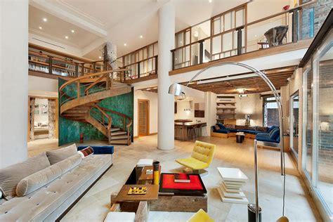 Loft 8 Home Interior : Impressive Duplex Condo In The Heart Of Tribeca