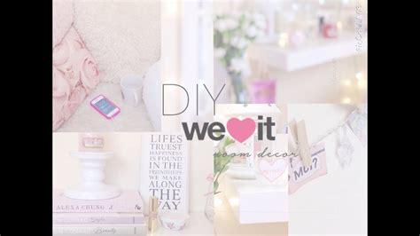 diy weheartit inspired room decor floral princess