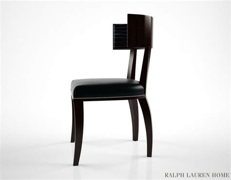 ralph clivedon dining chair 3d model max cgtrader