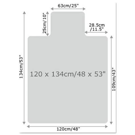 floortex 1113423lr cleartex ultimat polycarbonate chair
