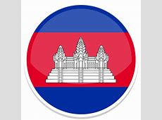 Cambodia Flag 512×512 printable flags