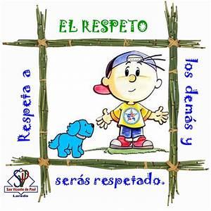 Dibujos de respeto para niños - Imagui