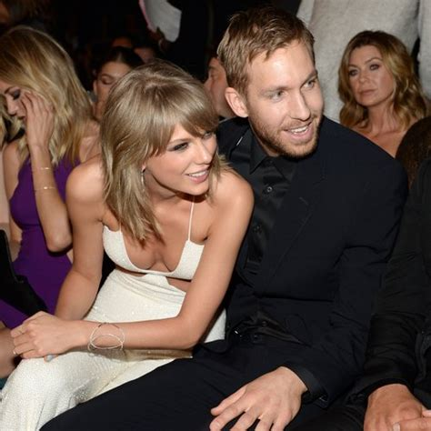 Taylor And Calvin Take Their Romance Public With A Pic On ...