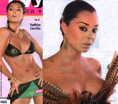 yadhira carrillo nude pics página 1