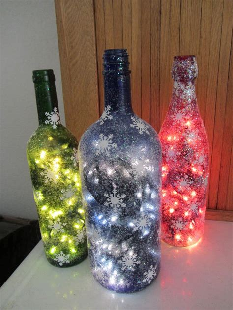 craft ideas for bottles 35 easy diy wine bottles crafts and ideas 6132