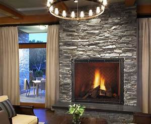Stone, Fireplaces, Designs