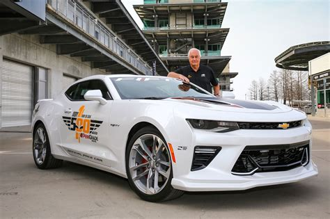 2017 Chevrolet Camaro Ss 50th Anniversary To Pace