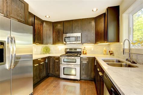 small kitchens with dark cabinets 46 kitchens with dark cabinets black kitchen pictures