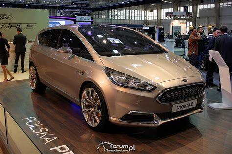 ford s max 2018 2018 ford focus vignale concept car photos catalog 2019