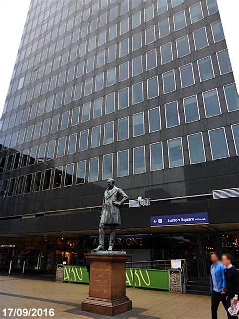 Euston Station, London, UK