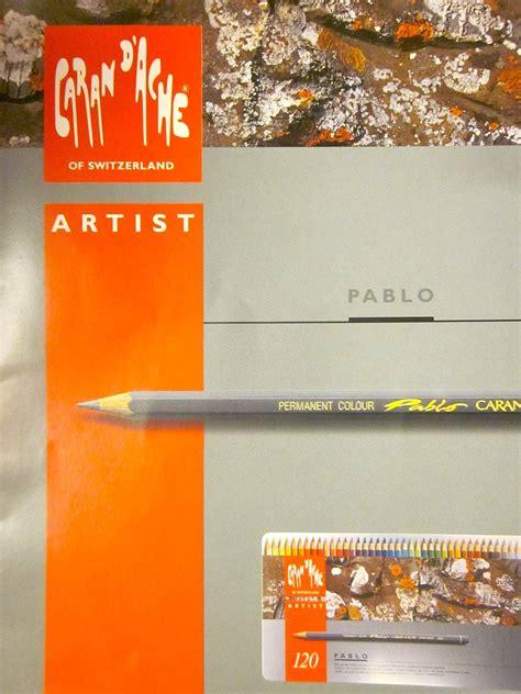 colored pencil reviews caran d ache pablo review colored pencil reviews