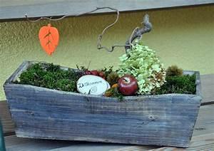 Herbstdeko Für Den Garten : herbst deko f r den eingangsbereich nt home style ~ Orissabook.com Haus und Dekorationen