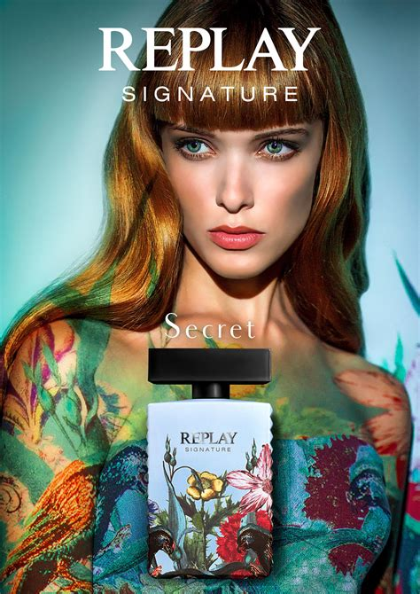 Replay Signature Secret Replay perfume - a fragrance for ...