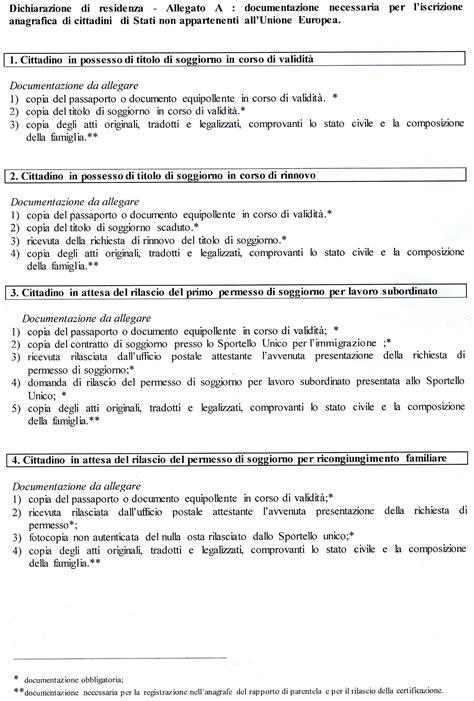 documenti per rinnovo permesso di soggiorno scaduto stato permesso di soggiorno