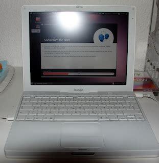 Linux Club::..: Ubuntu 10.04 on Book G4