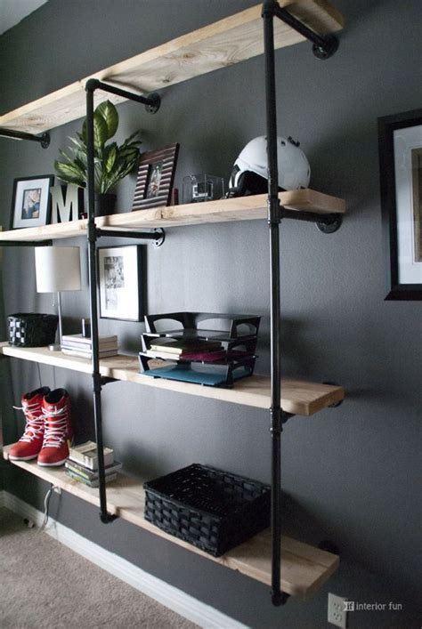 office shelving ideas 25 best ideas about man cave office on pinterest man room office shelving and office bookshelves