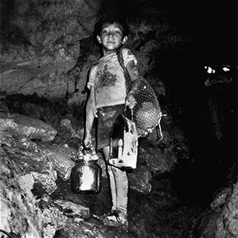 la mine et le charbon