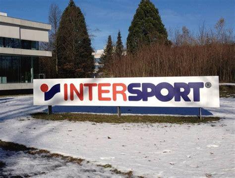 siege intersport intersport un premier magasin marocain en avril