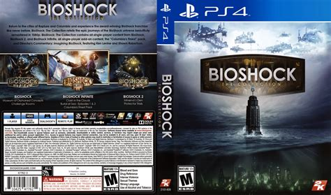 this is for the cover bioshock the collection dvd cover 2016 usa ps4