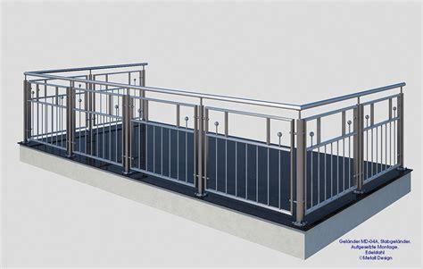 balkongel 228 nder selber bauen fkh