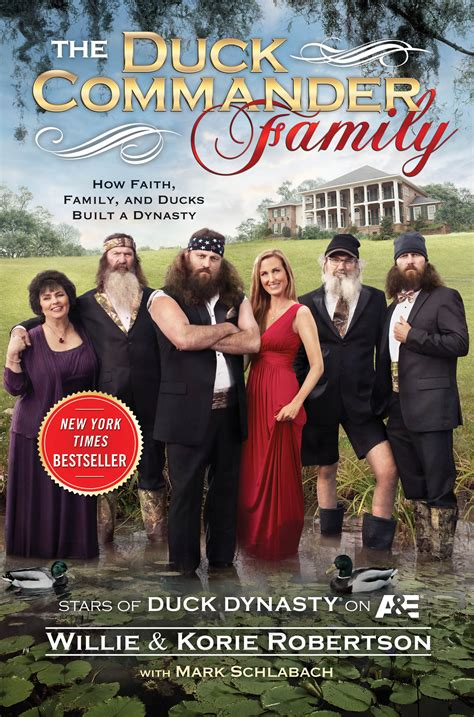 Willie Robertson Family Duck Dynasty