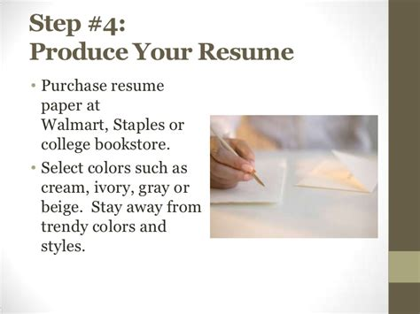 Ivory Resume Paper Staples by Resume And Cover Letter Workshop